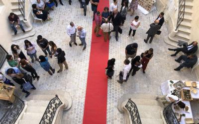 Inauguration Habitats Jeunes Le Levain